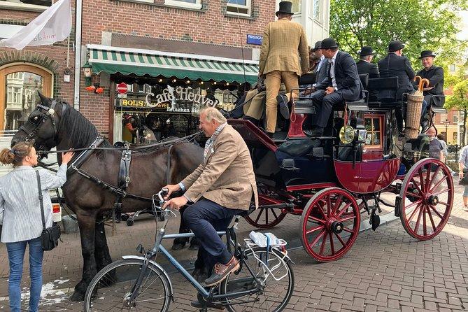 Amsterdam: walk through the old city