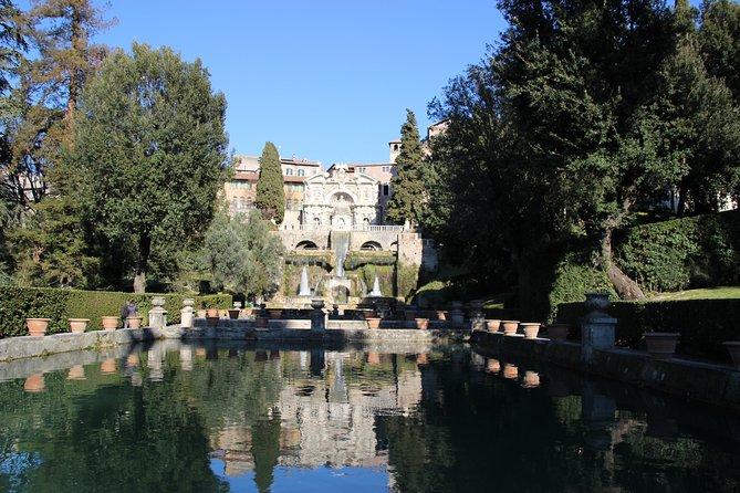 Skip the Line: Tivoli - Ticket to Villa d'Este ( Option - Audio Guide )