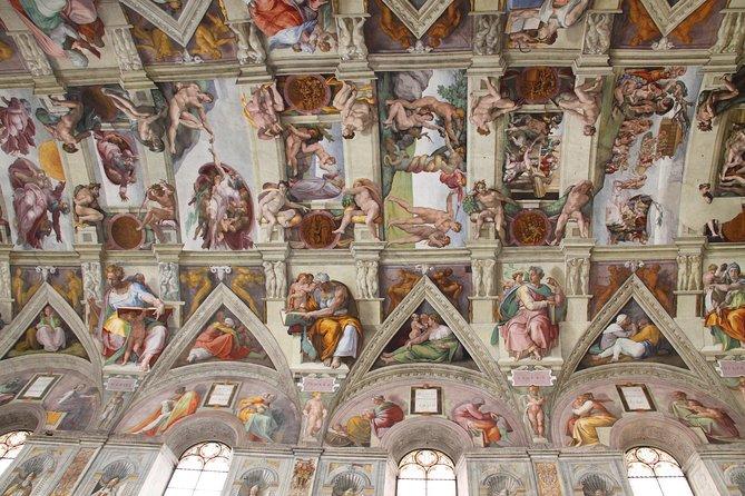 Just Ticket - Vatican Museum & Sistine Chapel Fast track