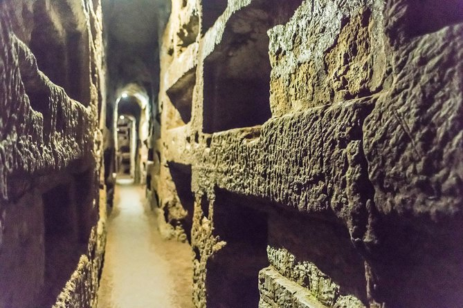 Catacombs and Appian Way - Private Tour