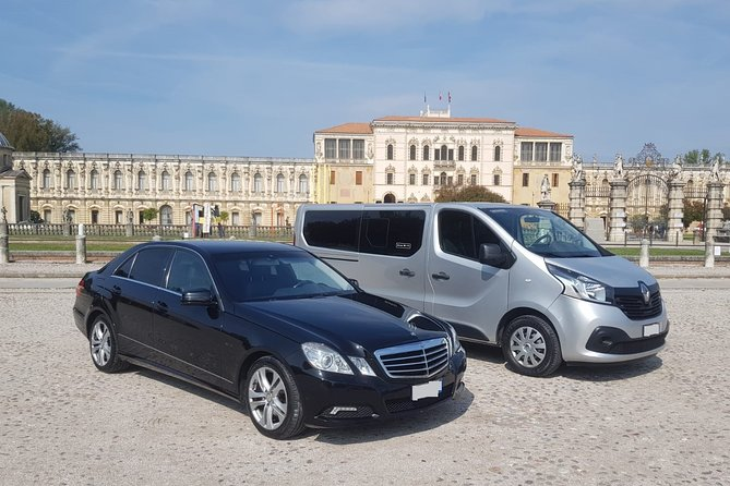 Copenhagen Roskilde Airport (RKE) to Copenhagen Port- RoundTrip Private Transfer