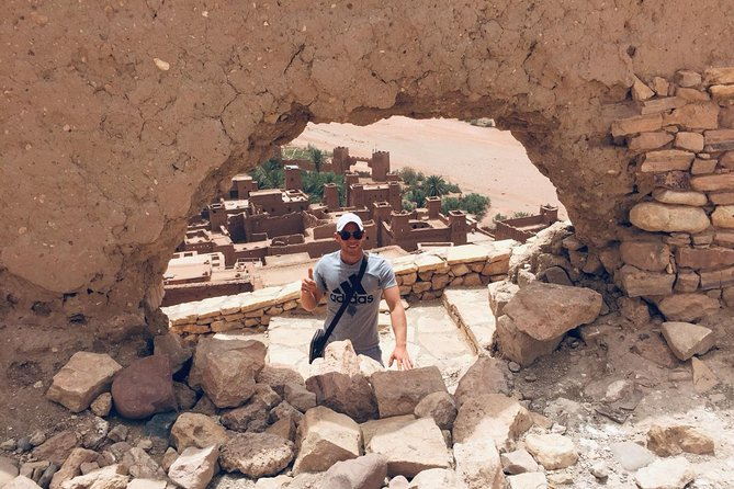 Day Trip to Ait Benhaddou and Ouarzazate