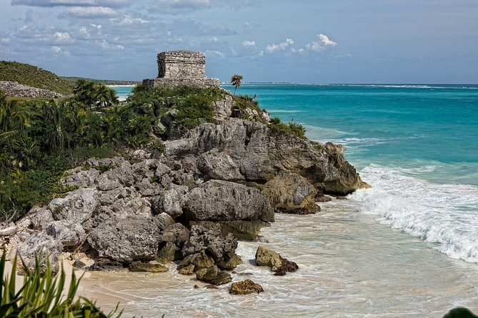 Four in One - Coba, Tulum, Cenote & Playa del Carmen