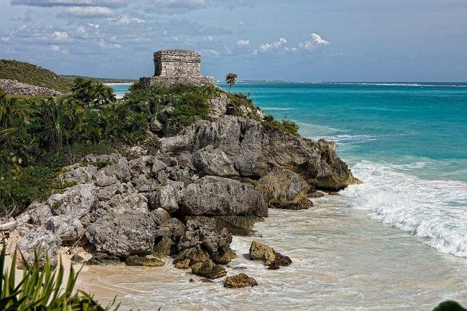 Tour VIP Coba, Cenote, Tulum & Playa del Carmen 4x1