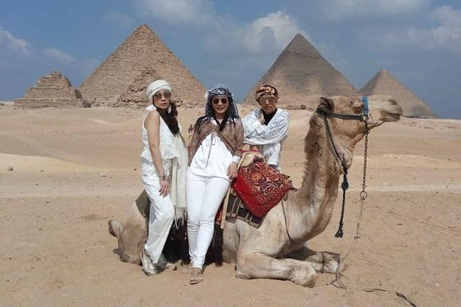 Private 3-Day Tour Cairo and Luxor