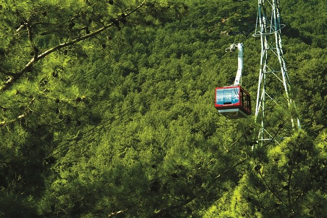 Olympos Cable Car from goynuk