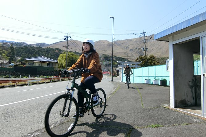 Beppu downhill cycling (no guide, only bicycle rental)
