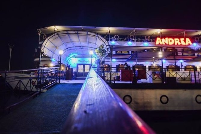 Dinner Cruise on the Nile River with Entertainment