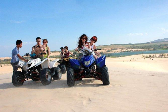 5 Days 4 Nights ~ Sai Gon + Cu Chi Tunnel + Mui Ne Beach Resort