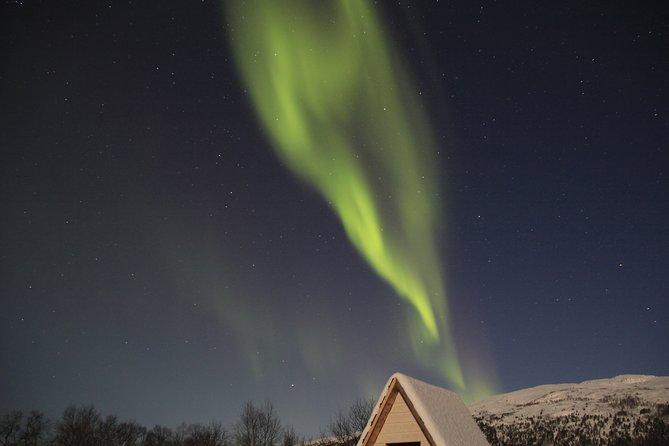 Northern light safari to aurora camp