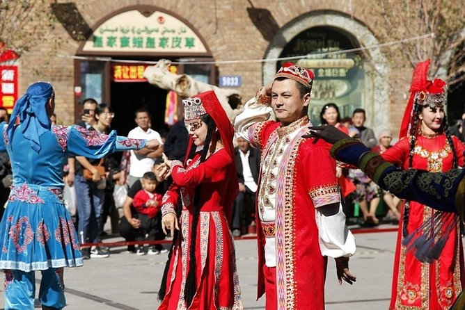 Urumqi Private City Tour with English Speaking Driver Service