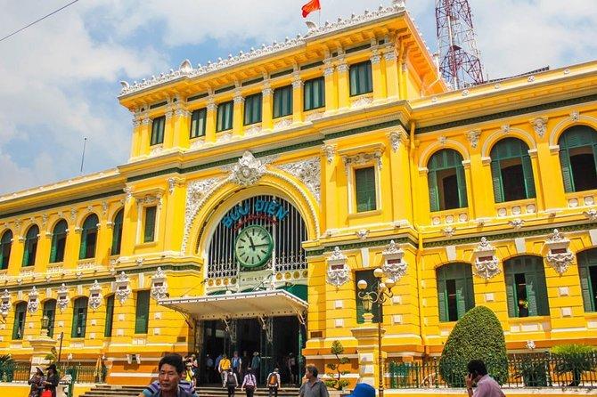 Amazing Ho Chi Minh City & Cu Chi Tunnel Private Fullday Tour Plus Trishaw Ride