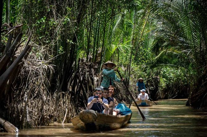Full-Day Private Tour in Cu Chi Tunnel and Mekong Delta