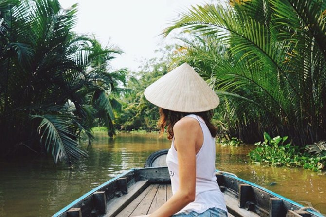 Private Guided Day Tour of Mekong Delta by Boat with Lunch