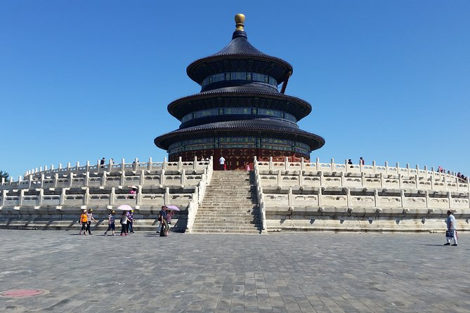 Full-Day Private Tour to Temple of Heaven and Houhai Hutong