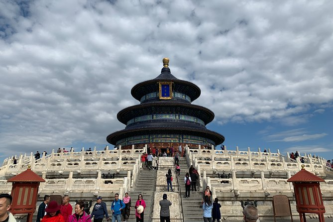 Beijing Private Layover Tour to Temple of Heaven Guozijian Hutong and Local Food