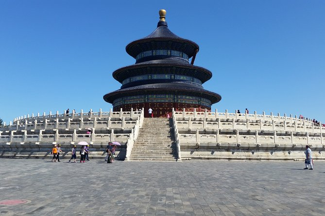 Full-Day Private Guided Tour of Beijing Major Attractions