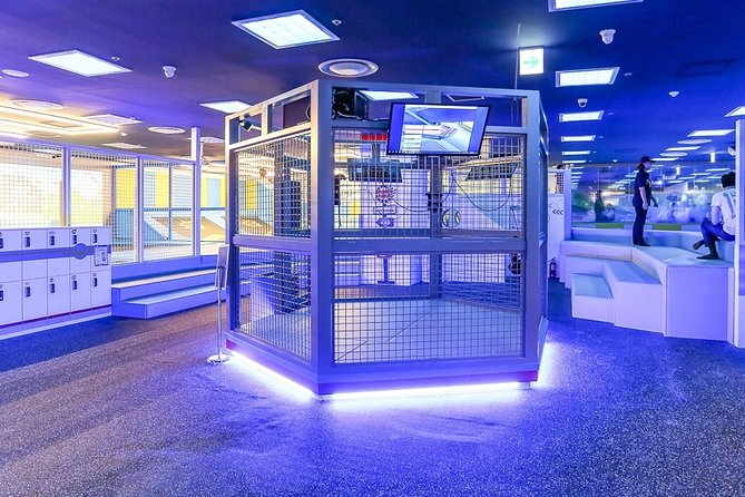 """The global character """"Go Super Wings"""" is a play area, Super Wings Sports Park"""