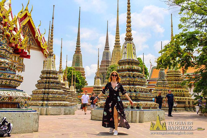 Essential Bangkok Tour. The most emblematic temples of the capital.