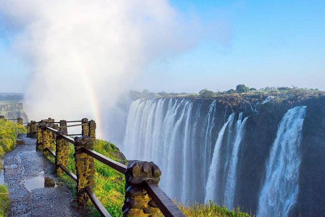 Guided Sightseeing Walking Tour of Victoria Falls Rainforest