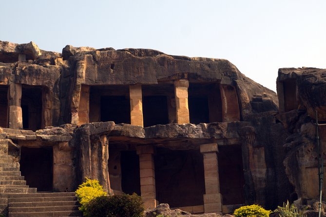 Private Khandagiri and Udayagiri Tour from Bhubaneswar