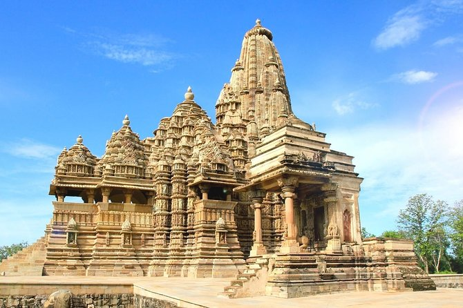 3-Day Private Guided Sightseeing Tour of Khajuraho