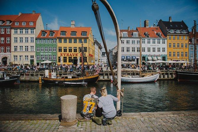 Copenhagen In A Nutshell Highlight Express 2-Hour Walking Tour