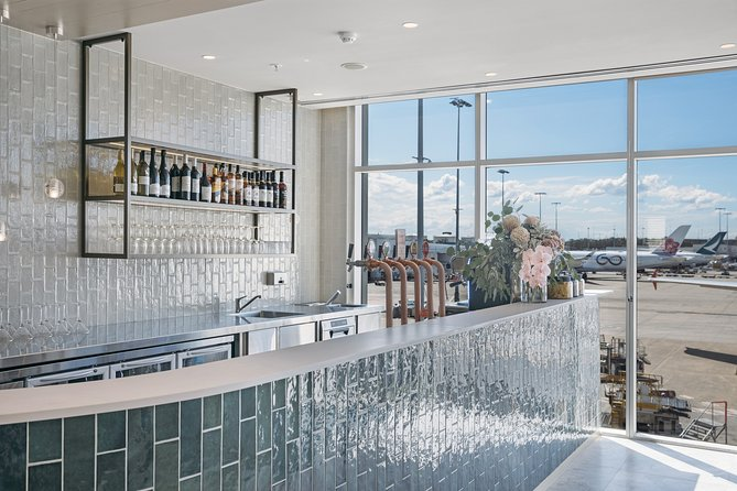 Sydney Airport Plaza Premium Lounge