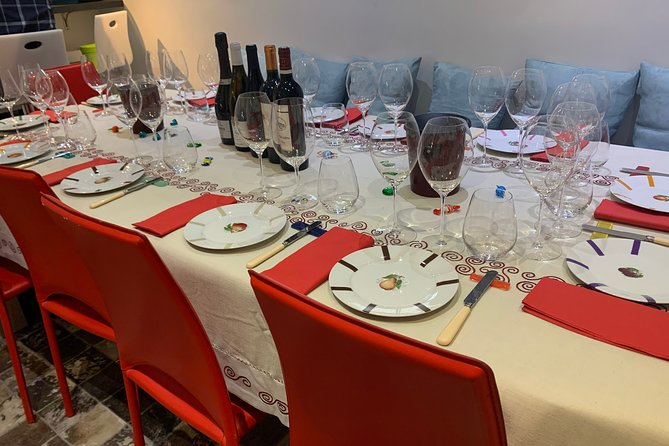 French Wine Tasting and dinner in Paris