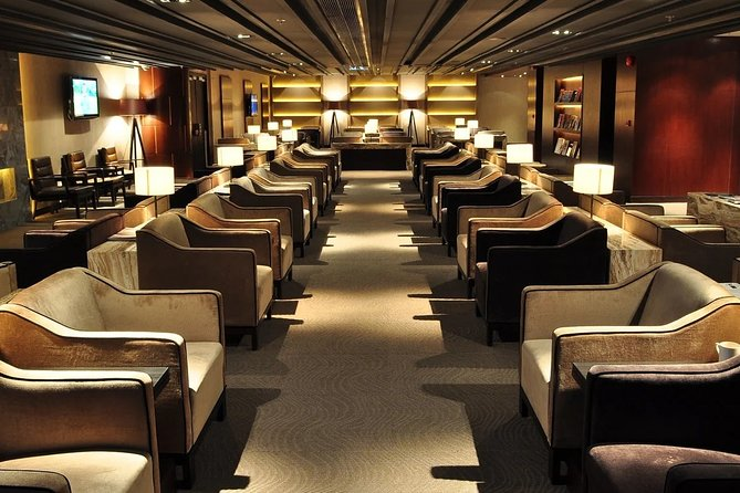 Hong Kong International Airport (HKG) VIP Lounge Access