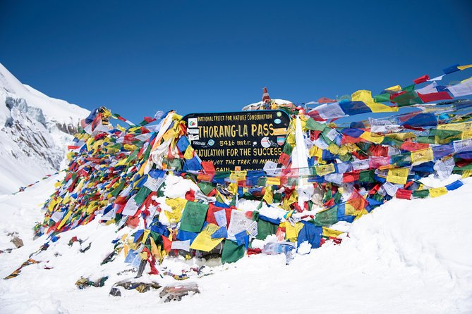 13 Days Annapurna Circuit from airport pick up to drop