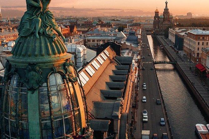 Guaranteed Dates Group Tour. Moscow & Saint Petersburg