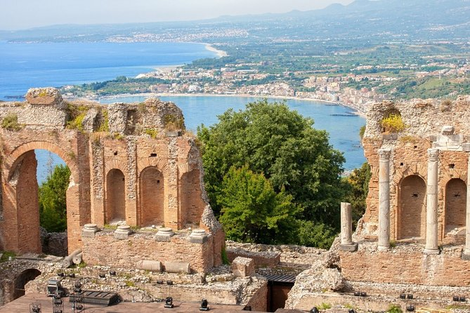 Taormina and its surroundings