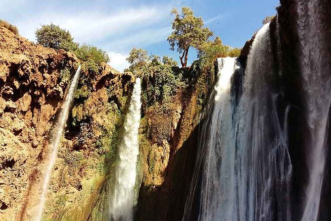 Small Group Day Trip Waterfalls of Ouzoud from Marrakech