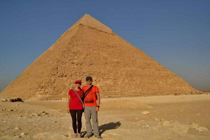 Tour to Giza Pyramids & Sphinx