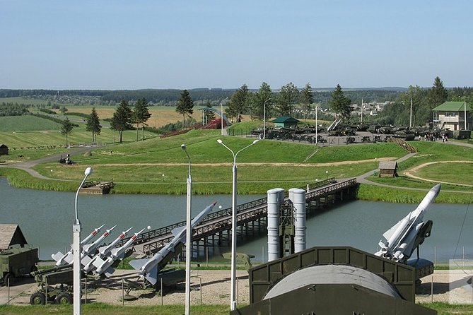 Stalin Line Complex Private Sightseeing Tour from Minsk