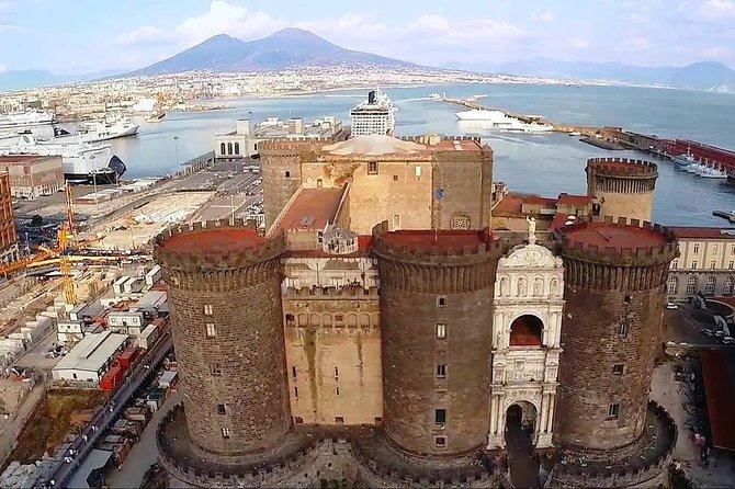 Skip-The-Line tour Naples from Sorrento, Positano or Amalfi Salerno from Pompeii