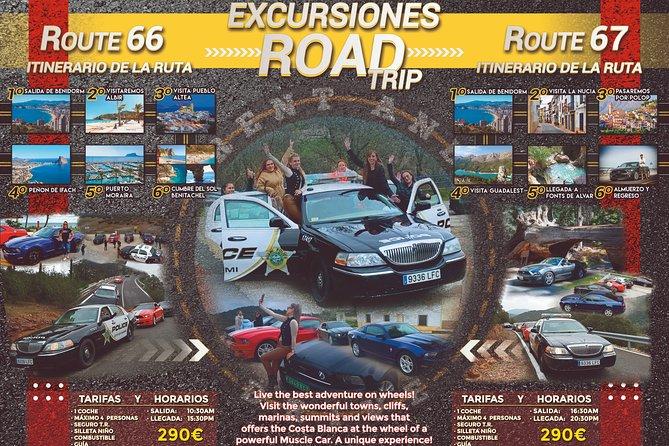 ## NEW IN BENIDORM ## Ruta 67 roadtripbenidorm, we are in fashion .. YOUR DRIVES