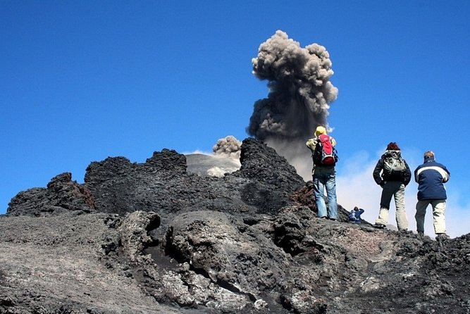 Etna Tour jeep excursion and trekking