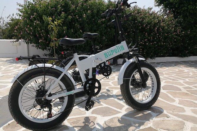 Rent an Aurelia e-bike