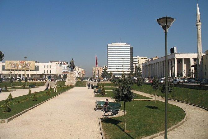 Ohrid to Tirana Transfer