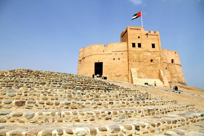 Full-Day Fujairah Private Guided Tour from Dubai with Pickup