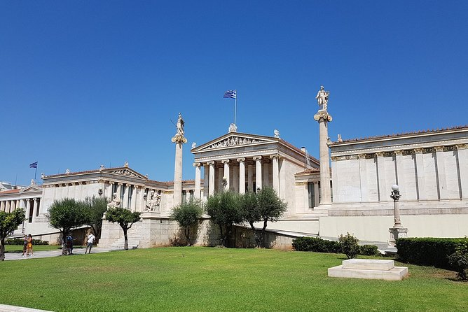 Fully-Day Private Tour of Athens