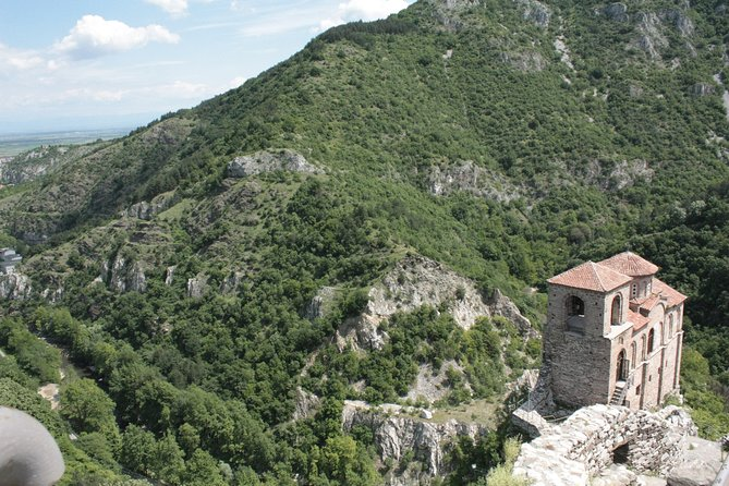 Private Plovdiv Bachkovo Monastery & Assen's Fortress Day Trip from Sofia