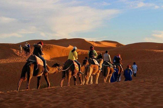 5-Day Sahara Desert High Atlas Mountains Tour from Marrakech