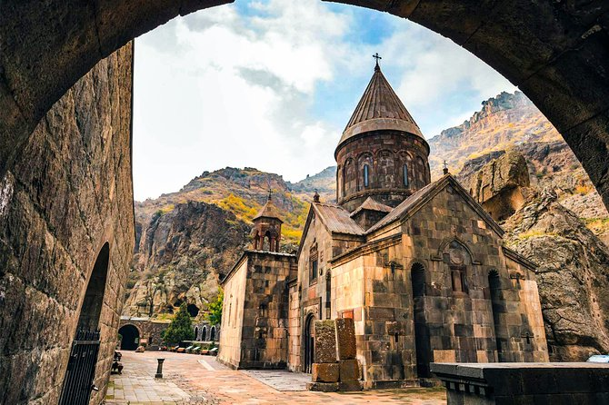Private tour of Garni Temple and Geghard Monastery from Geghard