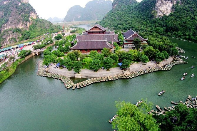 Ninh Binh Private Tour from Ha Noi City