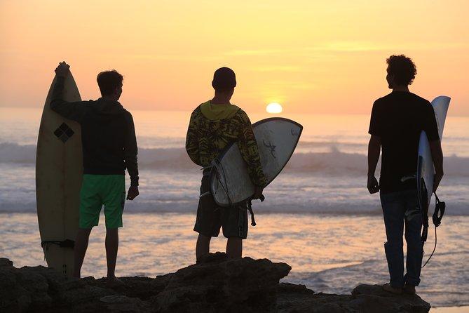 Surf & Capoeira Camp