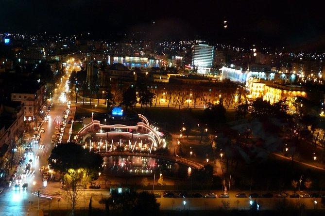Kotor to Tirana Transfer