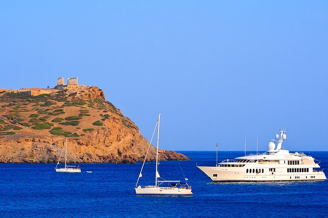 Athens Highlights & Temple of Poseidon -Cape Sounio Full Day Private Tour